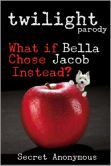 TWILIGHT parody (What if Bella Chose Jacob Instead?) Twilight Parody, Book Nooks, The Secret