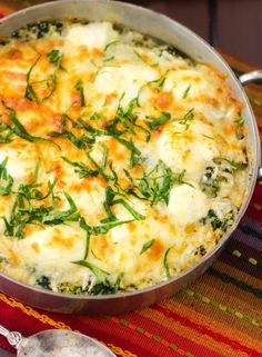 quinoa-florentine