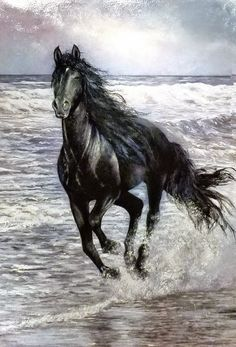 Juan Fortuny ~ Oil On Linen ~ Realistic Horse Paintings ~ ~ mirartegaleria