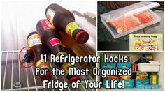 11 Refrigerator Hacks for the Most Organized Fridge of Your Life