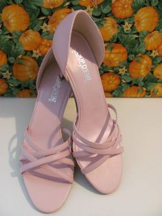 This hot little number will satisfy your every style craving    COUP D'ETAT LTD    WOMENS PINK    LEATHER STRAPPY HEELS    SIZE 9M    BRAND NEW    2 IN HEEL    SUPER CUTE    VERY COMFY    LIGHTLY PADDED INSOLE    WONDERFUL ADDITION TO    YOUR WARDROBE    THIS  AWESOME SHOE    SHOULD UP    YOUR FASHION FACTOR