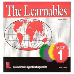 On Sale While Supplies Last !The Learnables Book 1 includes basic vocabulary and sentence structure. This book can be used for all languages. 6th edition Item #: LN887371435 Retail Price: $7.50 Our Price: $3.00