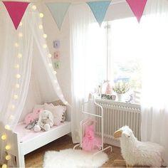 Guirnaldas de luz para el dormitorio. Cuestiones y uso - Blog decoración y Proyectos Decoración Online