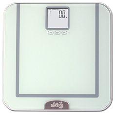 Eatsmart Precision Tracker Digital Bathroom Scale W/ 400 Lb. Capacity And Eatsma