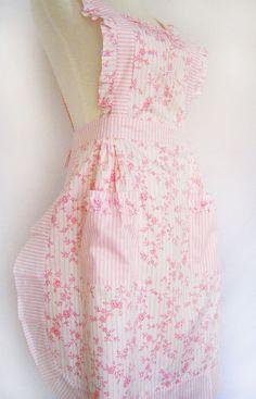 I Love Pink Apron