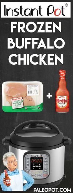 So you just got an Instant Pot. Now you want to do something instant (sort of) with it. I understand completely, as I love new kitchen toys. Being able to cook frozen chicken breasts in