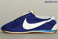 size 40 801f4 f7ba9 boston 1973 Vintage Nike, Vintage Shoes, Retro Vintage, Nike Flats, Nike  Gear