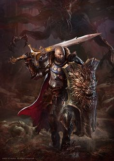 Lords of the Fallen game on Digital Art Served