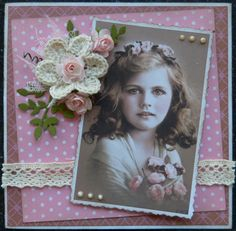 Cobie's kaarten: 4x Vintage
