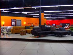 Fotogalerie - Showroom Bratislava OC STYLA - Sofaland Bratislava, Sofa, Showroom, Conference Room, Table, Furniture, Home Decor, Pictures, Settee