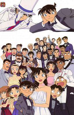 Find images and videos about anime, manga and detective conan on We Heart It - the app to get lost in what you love. Detective Conan Gin, Detective Conan Shinichi, Ran And Shinichi, Kudo Shinichi, Conan Movie, Detektif Conan, Magic Kaito, Anime Disney, Amuro Tooru