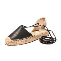 Leather Platform Gladiator Sandal from Soludos