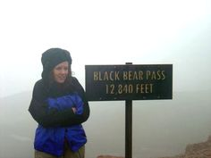 Lisa in Telluride