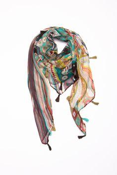 Tassel scarf www.a-thread.com