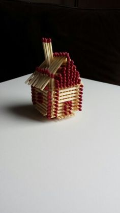 """A small price to pay for building houses out of matchsticks..."""