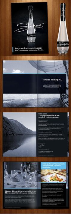 Sanpuro Broucher Design