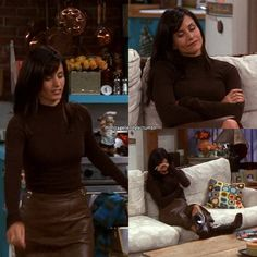 """- """"The One with the Nap Partners"""" Friends Moments, Friends Tv Show, Cute Comfy Outfits, Cool Outfits, Fashion Tv, Fashion Outfits, Mode Gossip Girl, Rachel Green Outfits, 90s Inspired Outfits"""