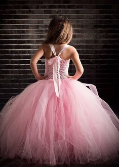to actually a large number of made by hand, classic, and diverse merchandise and items regarding personal seek. Diy Robe Tulle, Tutu En Tulle, Diy Tutu, Tulle Dress, Pink Dress, Princess Tutu Dresses, Baby Tutu Dresses, Ice Dresses, Girls Dresses