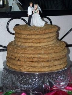 Would Love A Chocolate Chip Cookie Cake