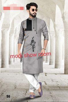 Nigerian Men Fashion, Indian Men Fashion, Mens Fashion Suits, Punjabi Kurta Pajama Men, Kurta Men, Gents Kurta Design, Boys Kurta Design, Pathani Suit Men, Indian Groom Wear