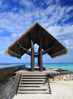 ONE & ONLY REETHI RAH, MALDIVES: Designed by BENSLEY