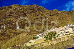 Qdiz Stock Images Village and Building in Mountains