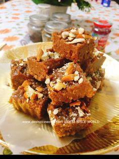 Dodha Barfi is a traditional dessert made in Punjabi cuisine. Prepared using slow roasting method, this is one of the mouth-melting dessert recipes which is perfect for any special occasions and festivals Quick Recipes, New Recipes, Punjabi Cuisine, Indian Sweets, Festival Lights, Dessert Recipes, Desserts, Baking Tips, Food Pictures