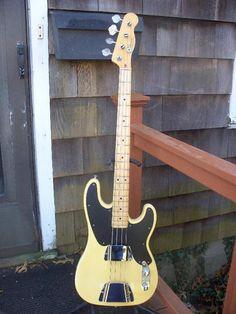 Fender Telecaster Bass Original 1969