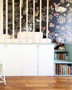 """169 mentions J'aime, 4 commentaires - Amélie Colombet - ÂM DECO (@amelie_colombet) sur Instagram: """"Monday morning et c'est parti !#autravail #ÂMDECO #back #kidsroom #decoration"""""""