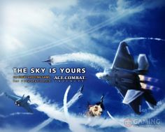 Ace Combat Infinity coming exclusively as a free download for PlayStation 3 - http://gamingtilldisconnected.com/2014/01/ace-combat-infinity-coming-exclusively-free-download-playstation-3/11678