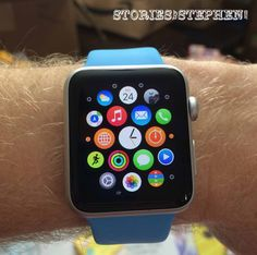 1 Week Without My Apple Watch... http://storiesbystephen.com/2015/09/25/1-week-without-my-apple-watch/ #applewatch   #applewatchsport   #applewatchreview   #applewatchrepair