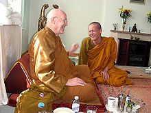 Ajahn Sumedho - Wikipedia, the free encyclopedia