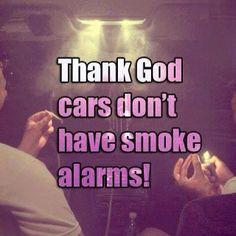 I Love Smoking Weed