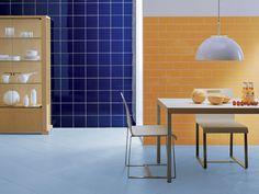 Pavimento/rivestimento in gres porcellanato smaltato INTERNI 40 by CERAMICA VOGUE