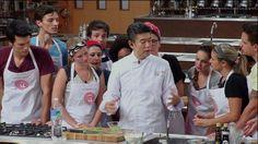 Participantes da terceira temporada do MasterChef tiveram de reproduzir prato do chef Tsuyoshi Murakami, do restaurante Kinoshita.
