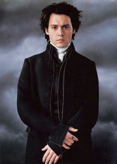 Johnny Depp in 'Sleepy Hollow' (1999)