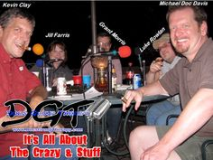 Doc's Group Therapy Comedy Podcast Show(August 2012) Kevin Clay's cave in Jacksonville, Arkansas