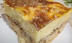 Πολύ πολύ πολύ νόστιμο Γλυκό Ραφαέλο.. Cookbook Recipes, Cooking Recipes, Macaroni Pie, Lasagna, Tiramisu, French Toast, Cheesecake, Breakfast, Cheesecakes