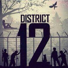 #15 Wanneer Gale Katniss bezoekt, vertelt hij dat heel district 12 gebombardeerd is. Dit district is gebombardeerd door het Capitool uit wraak.