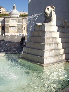 Piazza del Popolo, Rome, province of Rome, Lazio region Italy
