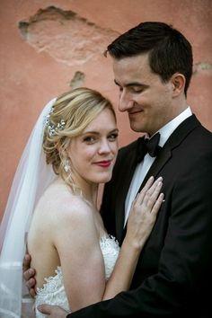 Wedding photography idea- bride + groom {David Bastianoni}