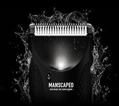 The ultimate groin and body trimmer, The Lawn Mower from MANSCAPED features Advanced SkinSafe™ technology, an LED light, and a no-slip grip. Guys Grooming, Grooming Kit, Hydrating Toner, Trimmer For Men, Stainless Steel Nails, Wet And Dry, Men's Hair, Hair Cut, Haircuts For Men