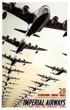 28 New Empire Flying Boats by paul.malon, via Flickr