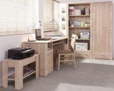 kancelářský nábytek Greso dub sonoma