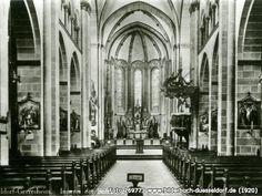 St.Margareta, Gerricusplatz, 40625 Düsseldorf - Gerresheim (1920)
