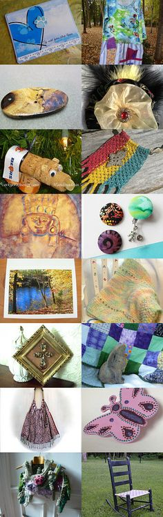 Mighty 17 Good Memories by M Brent Payne on Etsy--Pinned with TreasuryPin.com