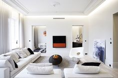 Bulevardi 1 Apartment by Saukkonen + Partners