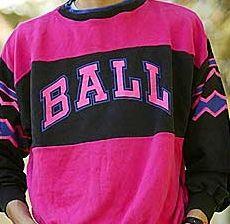 Ball genser