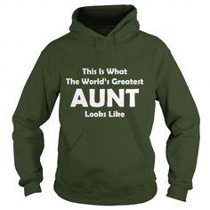 world greatest aunt…