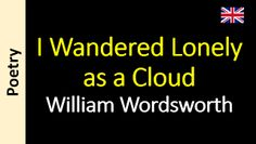 Áudio Livro - Sanderlei: William Wordsworth - I Wandered Lonely as a Cloud